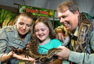 Mark's Ark Animal Parties and Wildlife Encounters